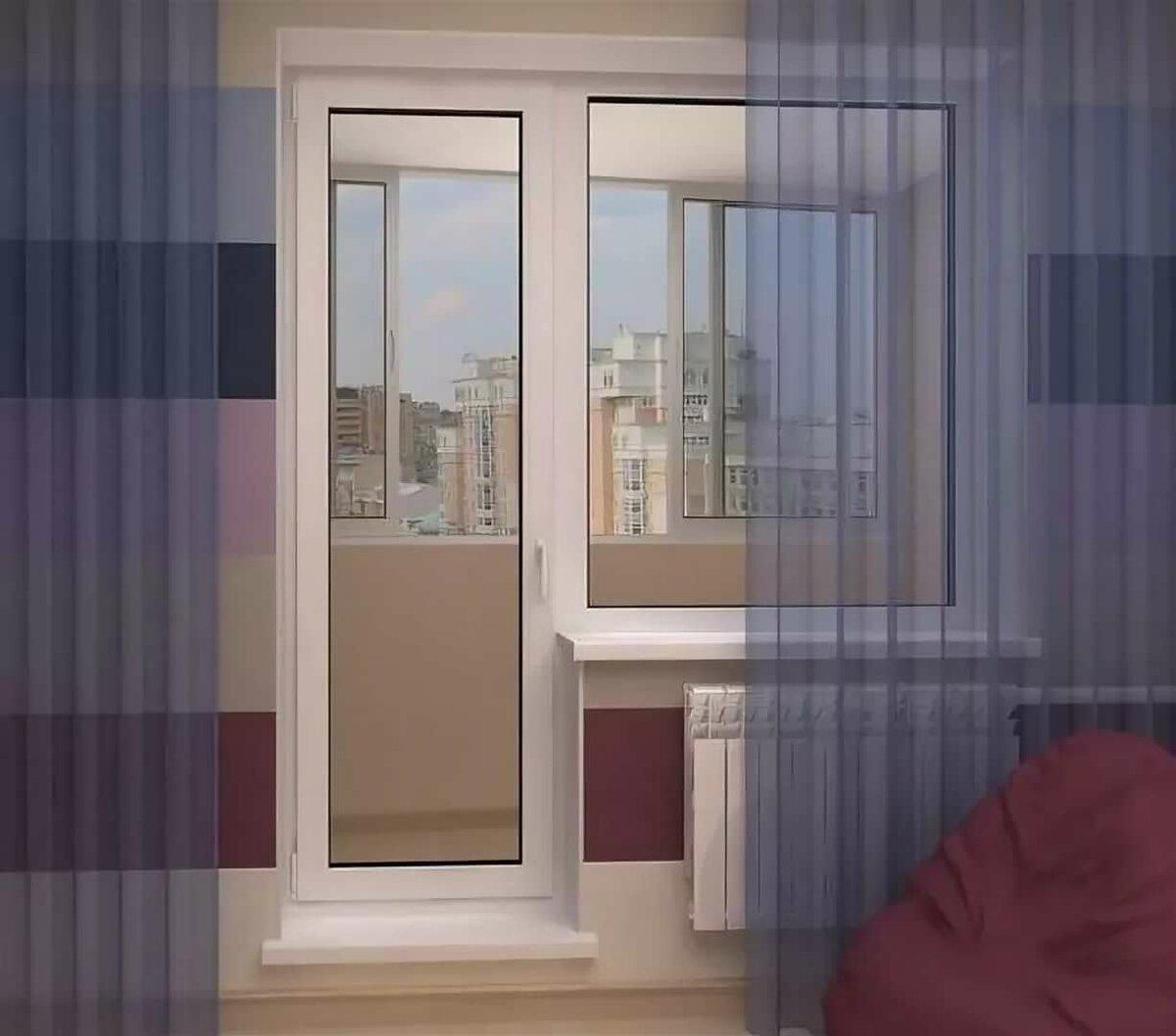 балконные двери в Воронеже