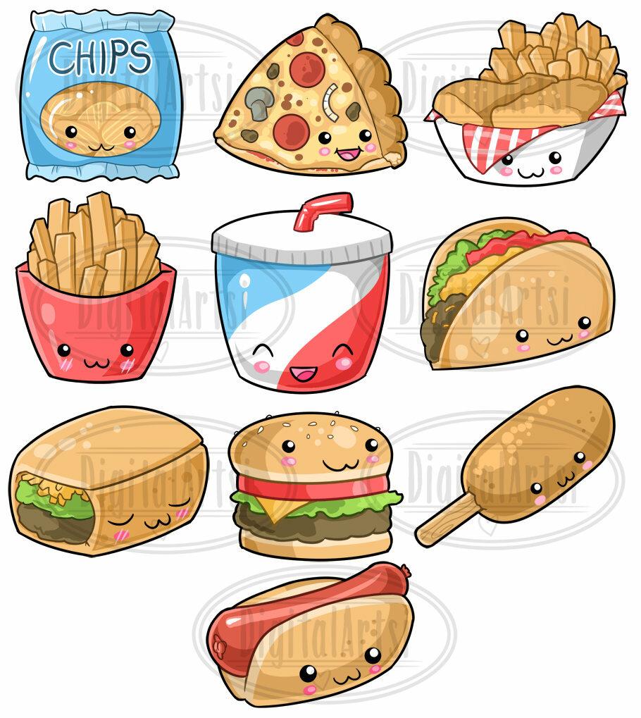 Прикольные рисунки еды карандашом, смешную открытку