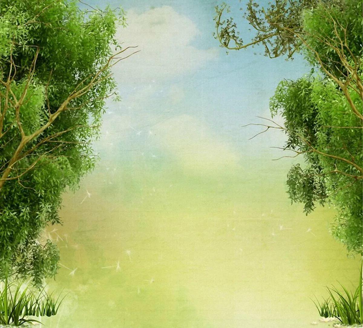Рамки картинки красивая природа