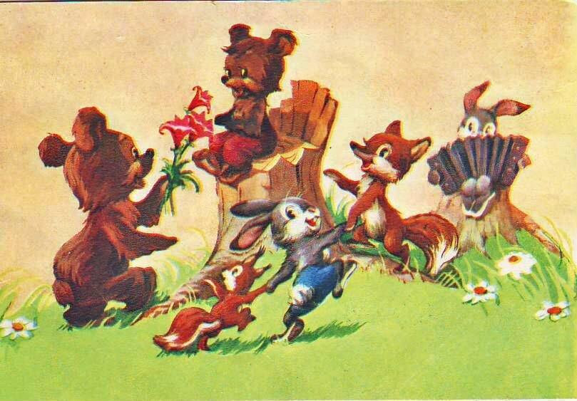 Советские новогодние открытки 70-90 годов фото чтобы