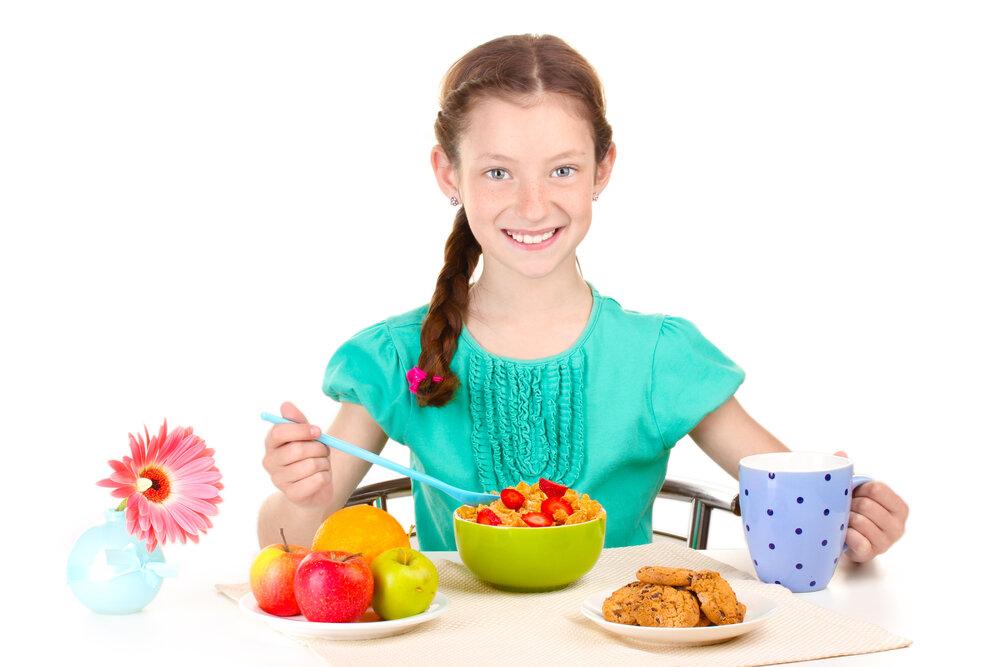 Как лучше похудеть подростку