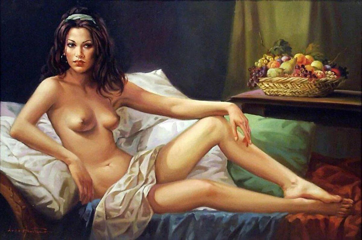 Красивые порно портреты