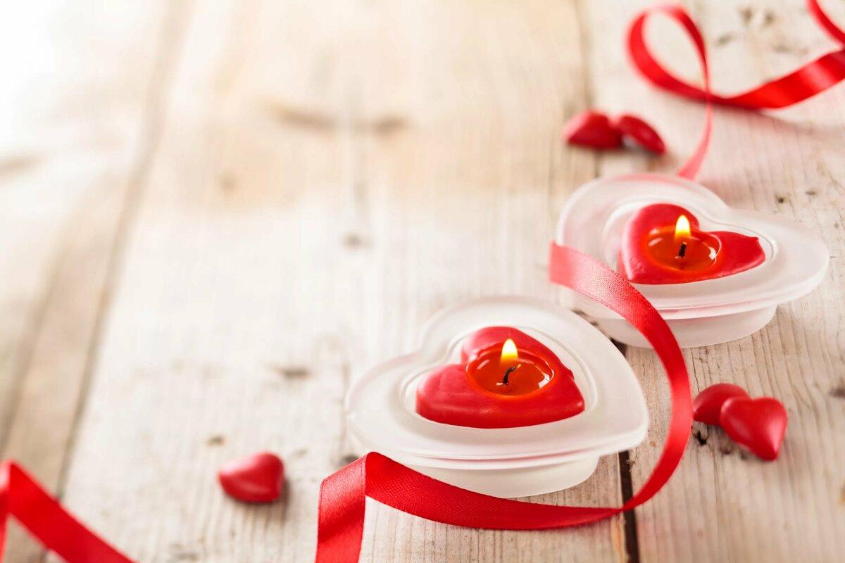 Романтические картинки ко дню святого валентина