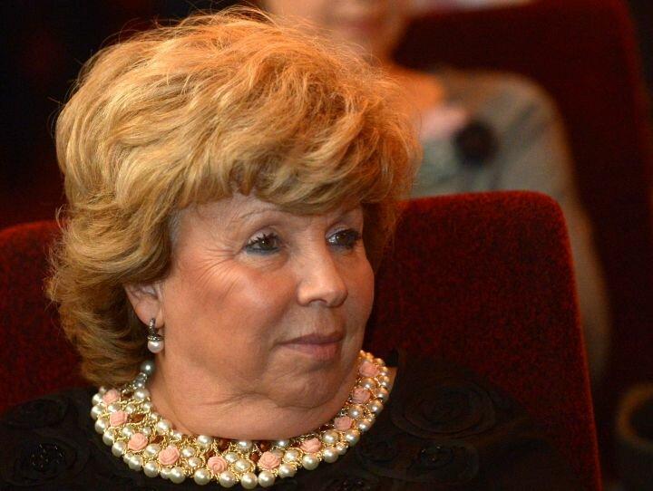 Фото поэтессы рубальской