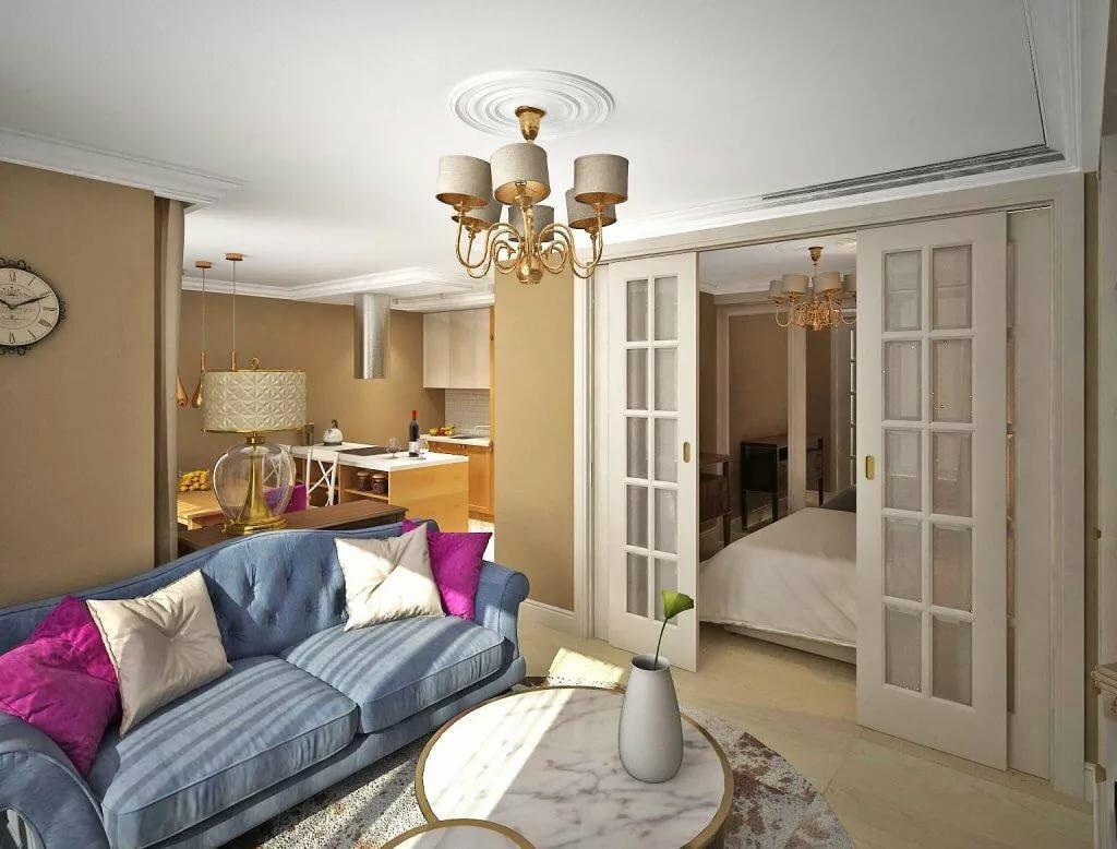 дизайн однокомнатной квартиры фото готовых работ интересному порталу требуются