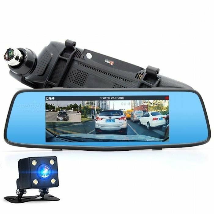 Зеркало-видеорегистратор Car DVRs Mirror в Тольятти