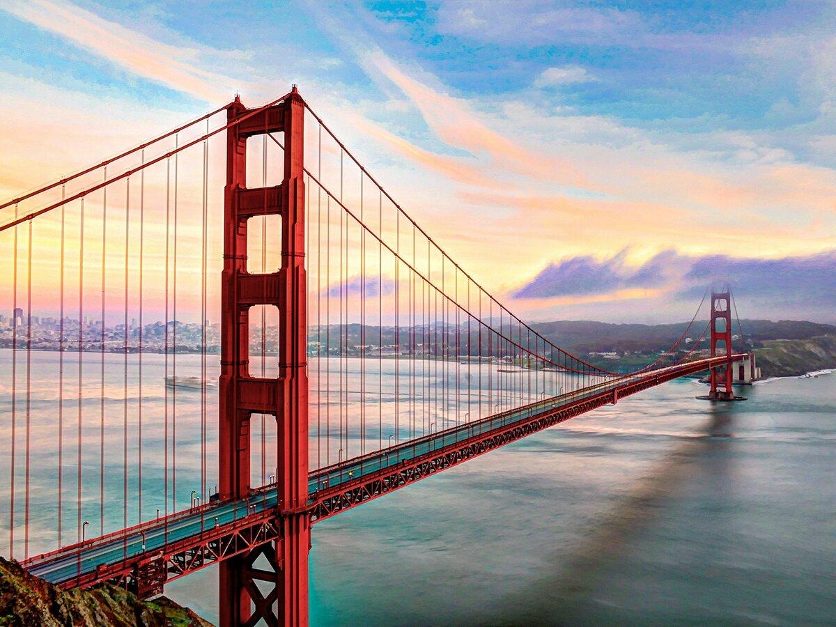 формируем самые красивые мосты мира в картинках дама довольно часто