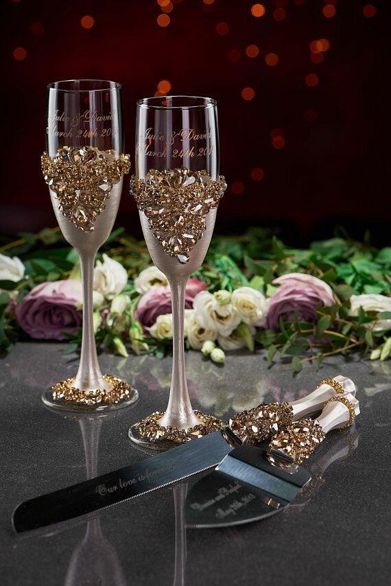 Картинки свадебные бокалы и шампанское, мамам марта