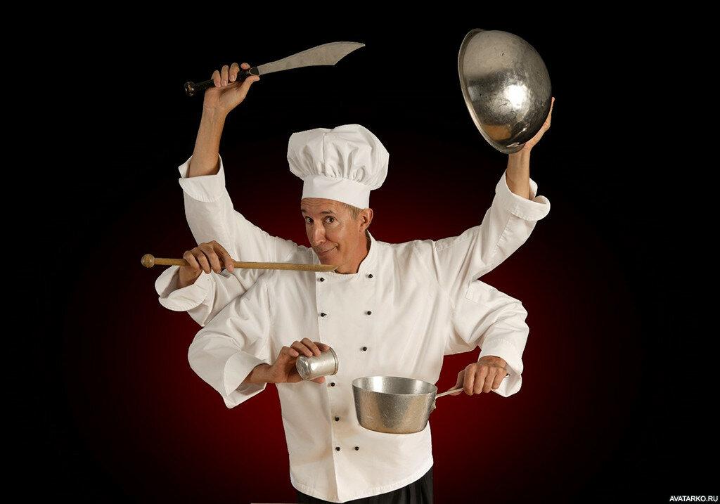 Открытку февралю, мужчина повар смешные картинки