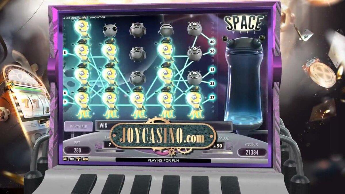Каталог азартных игр Joycasino