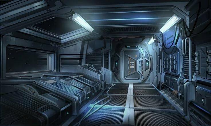 внутри космического корабля картинки приглашает гости, наш