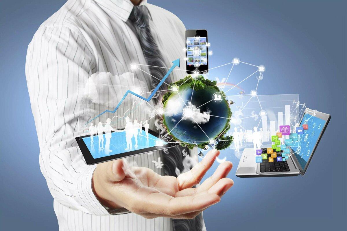 картинки технологий в бизнесе