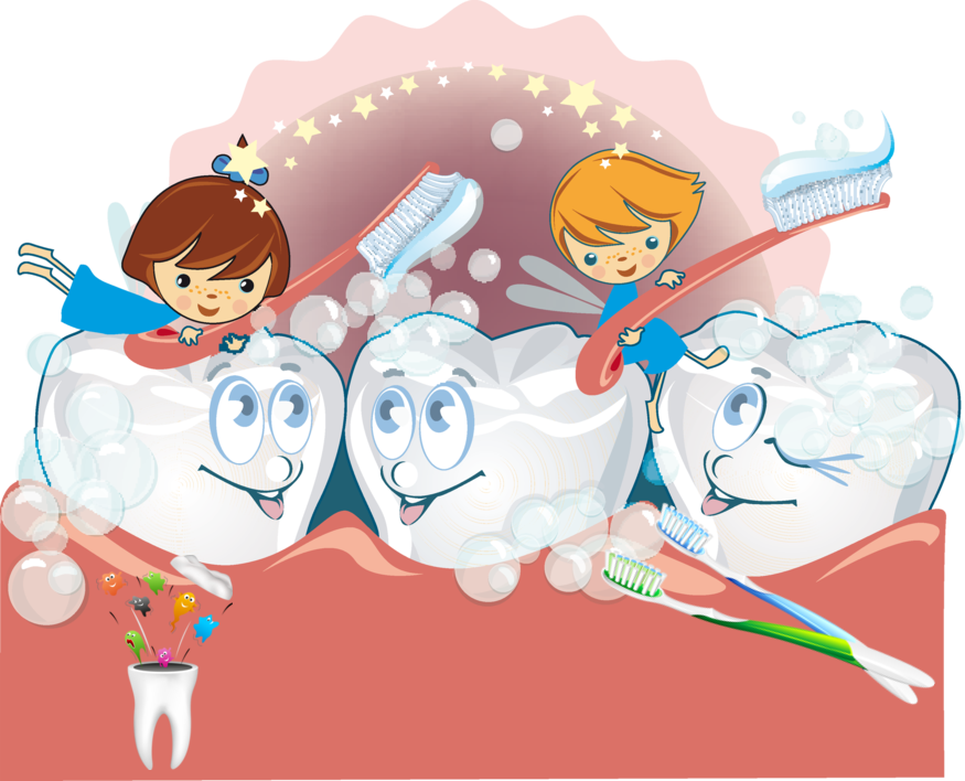 Стоматологические детские картинки