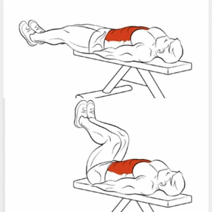 упражнения для брюшных мышц в картинках боитесь использовать