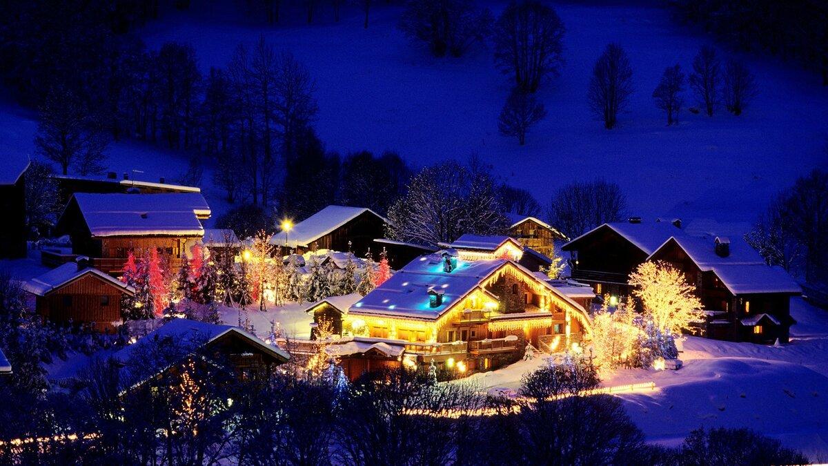 Картинки фото зима новый год