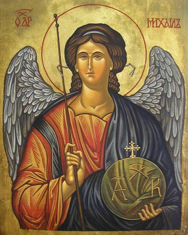 Картинки с архангелом михаилом