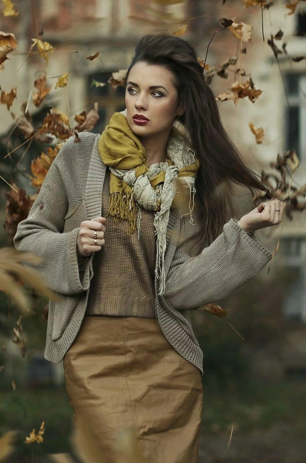 Одежда этой осенью картинки