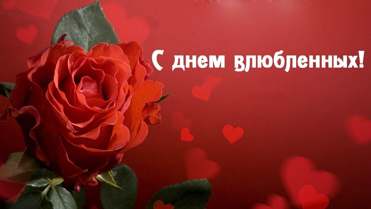День влюбленных открытки видео