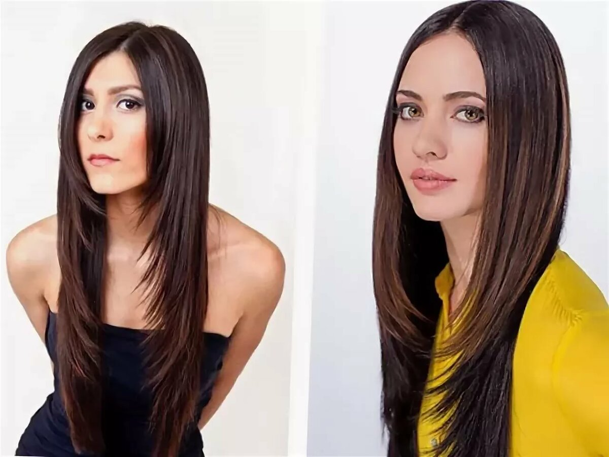 Картинки волос разной длины