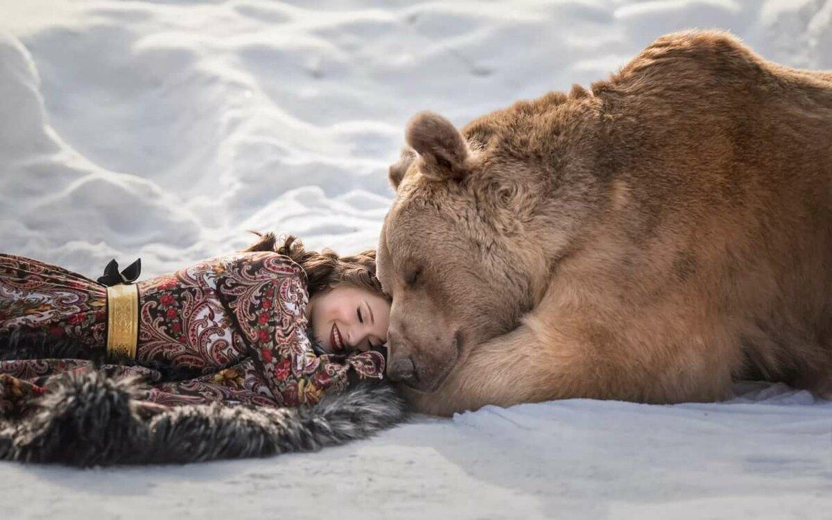 Фото позитивных медведей