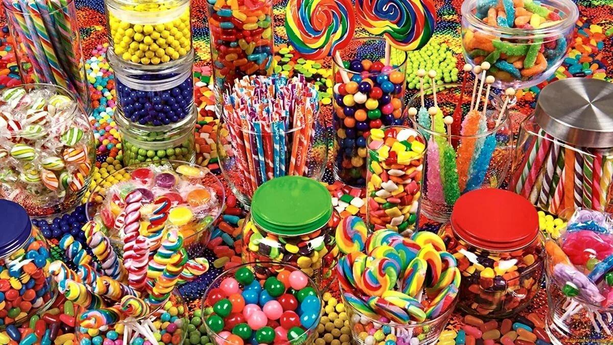 Картинки на тему есть сладости