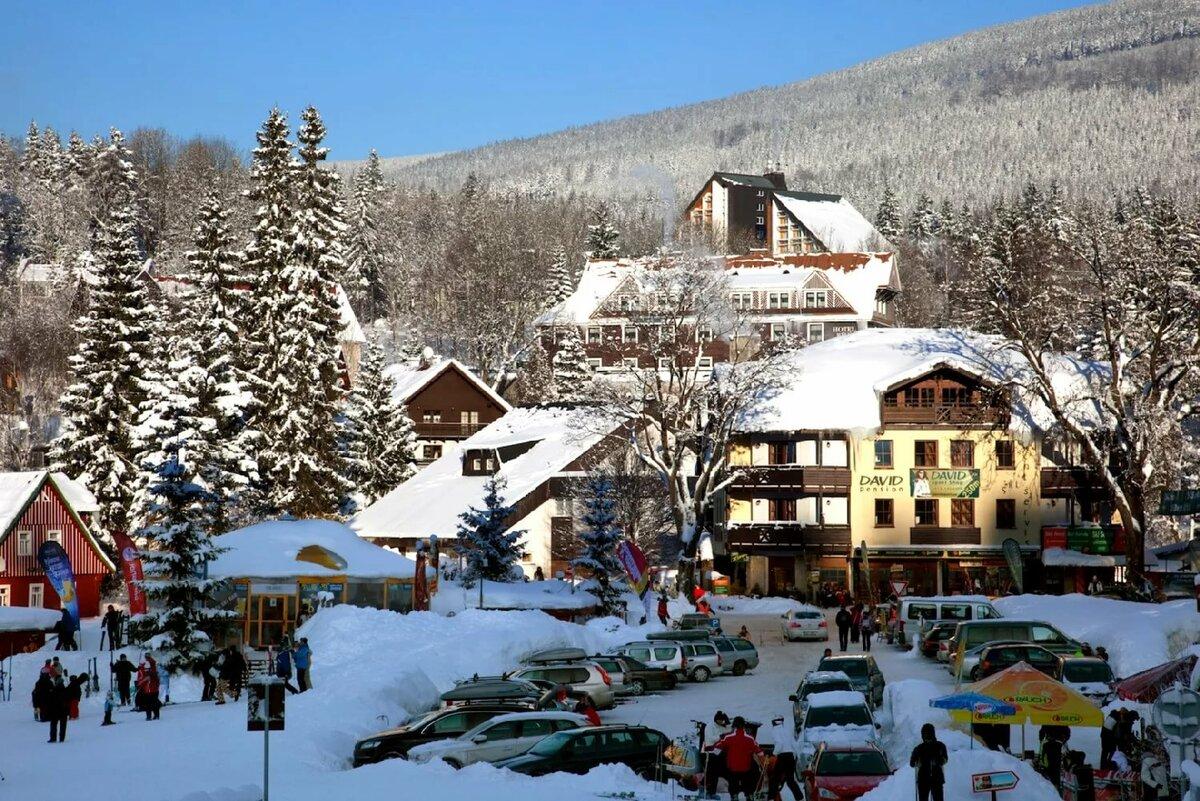 это качество горнолыжные курорты чехии фото пончо чем носить
