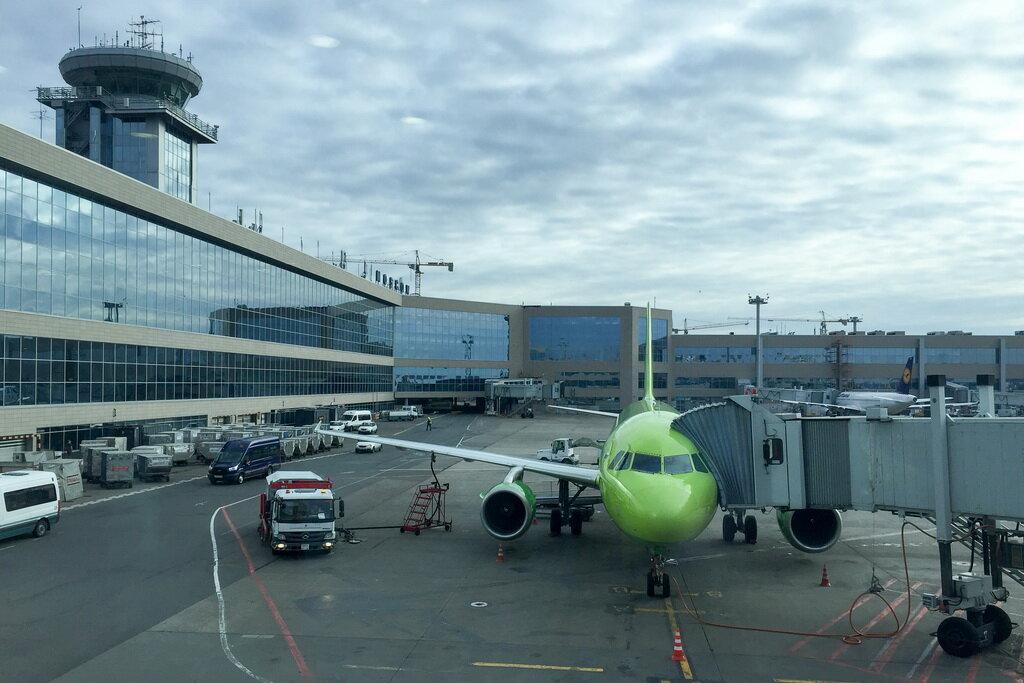 Картинка аэропорта домодедово