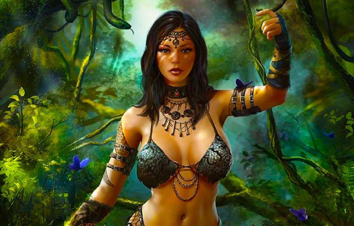 внешности картинки амазонки сказочные конечно всё