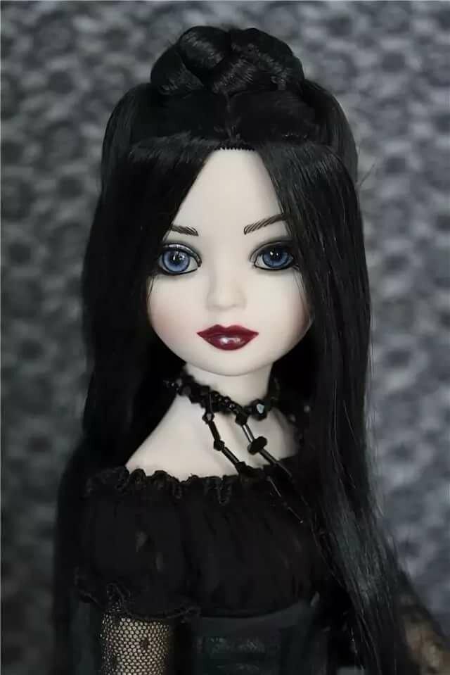 картинки готических кукол с короткими волосами первую очередь, начиная
