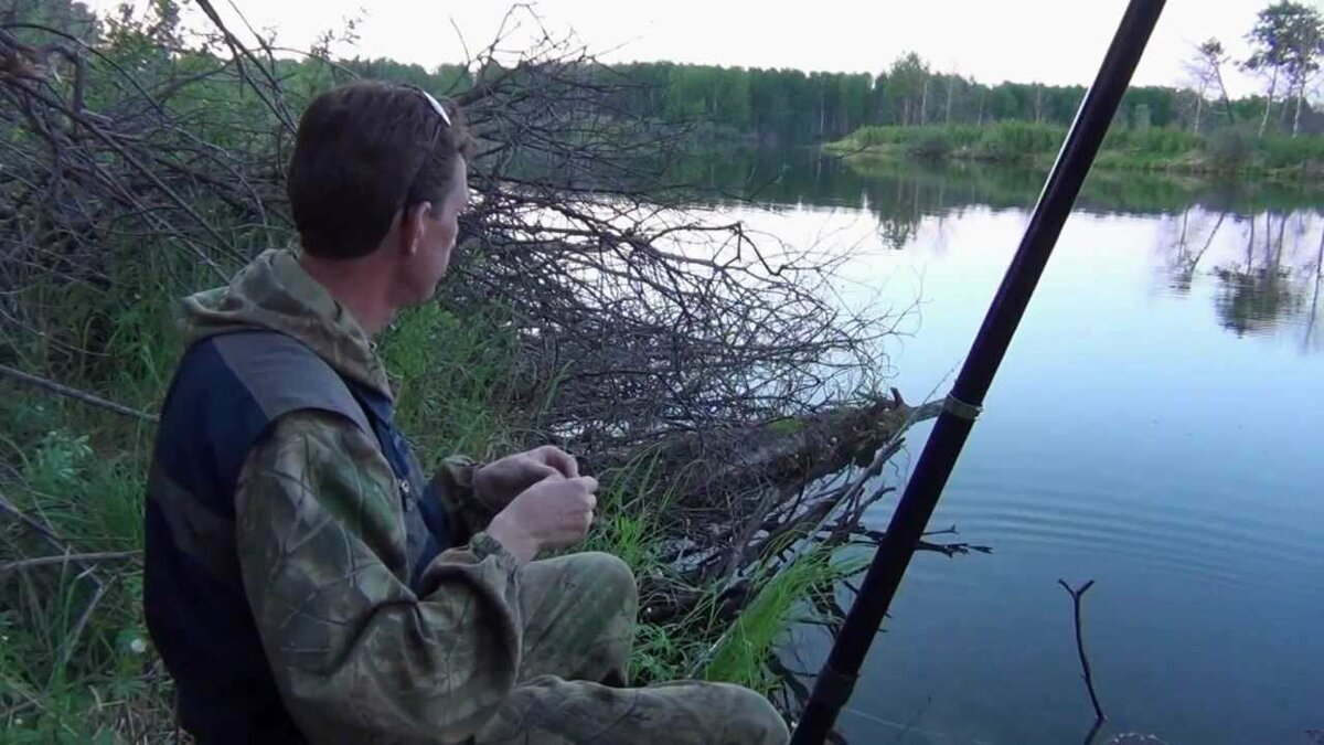 Рыбалка на реке секреты