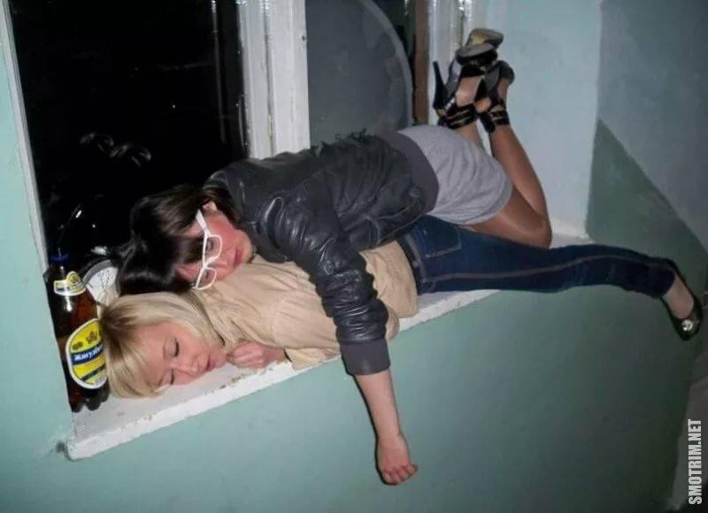 реальные русские пьяные девушки