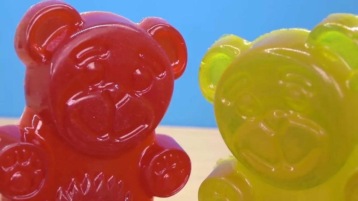 Картинки познаватель желейный медведь валерка