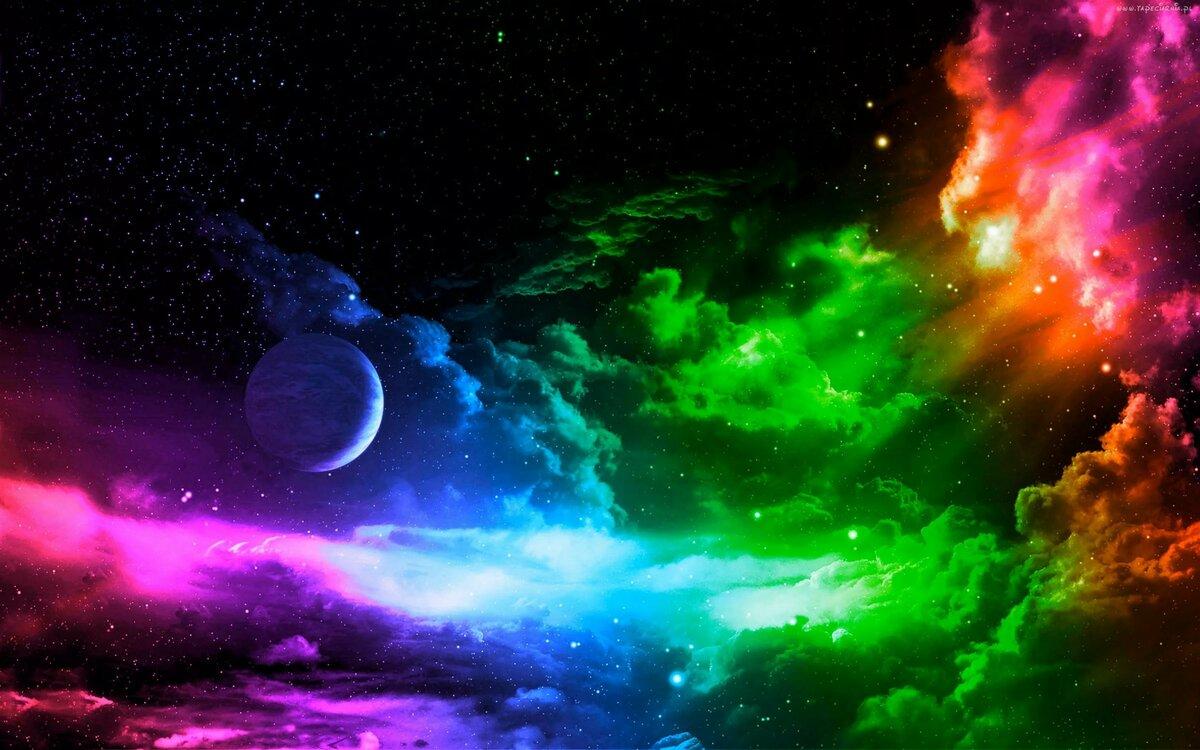 пока красивейшие картинки космоса рамках проекта
