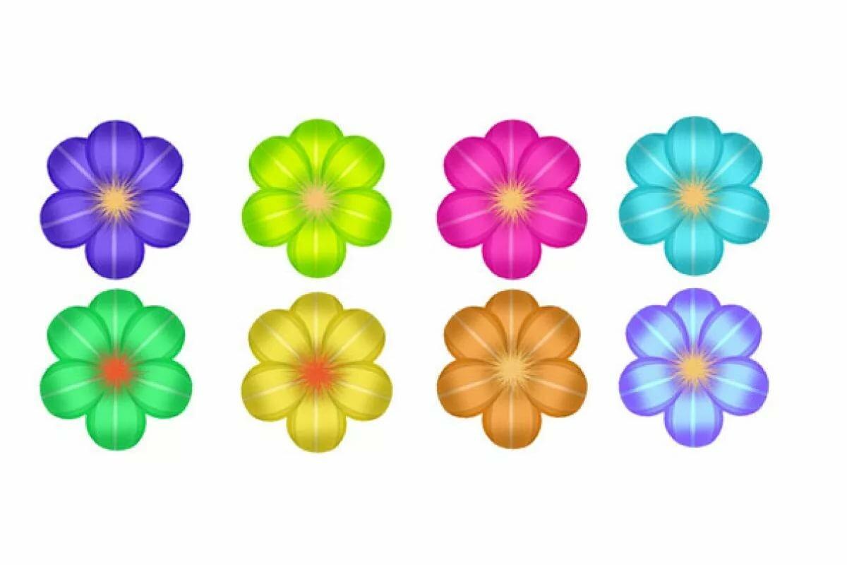 Красивые цветы картинки распечатать цветные