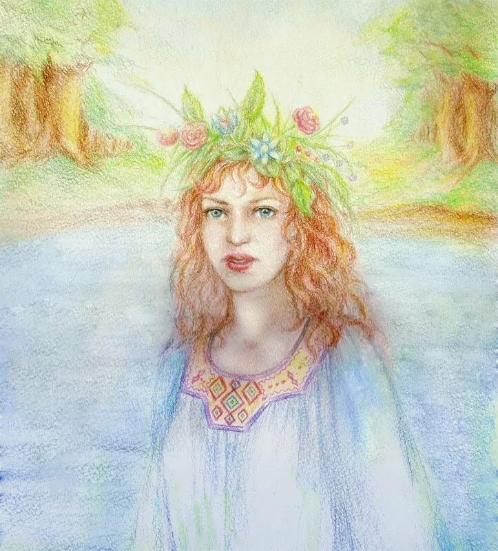 Картинки лады богиня любви