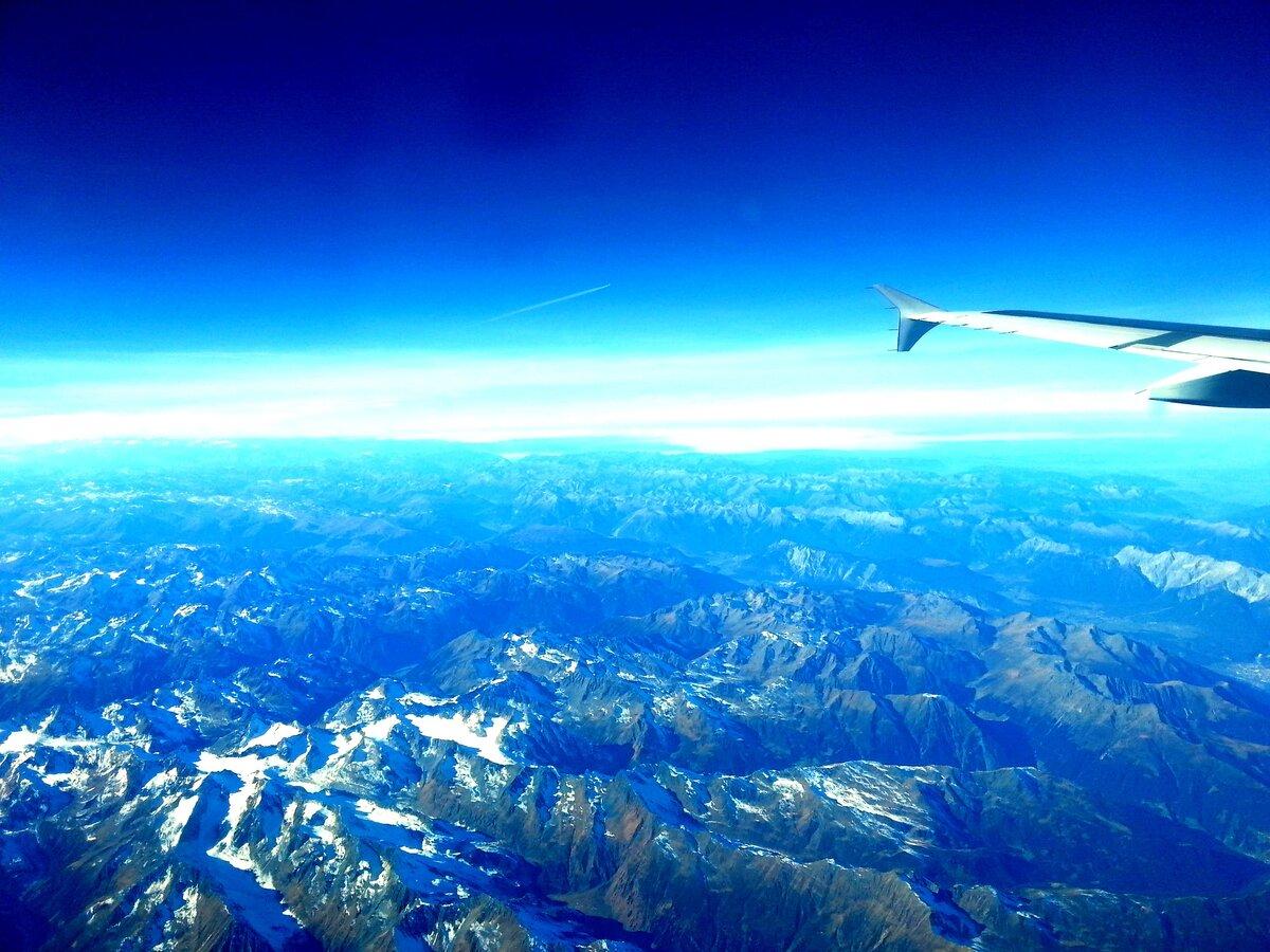 Посвященные, картинки вид с самолета на землю