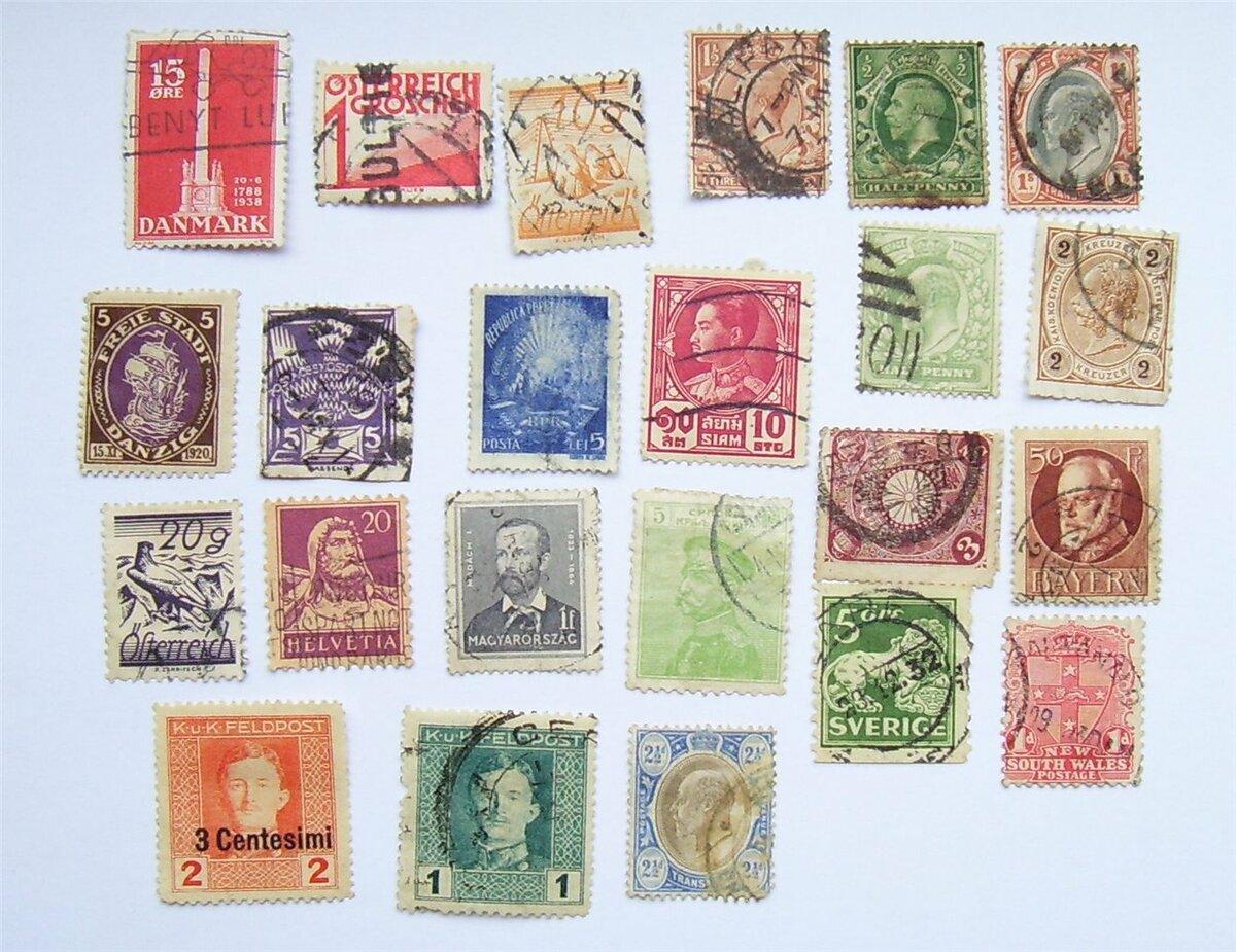 Открытки, самые ценные открытки мира
