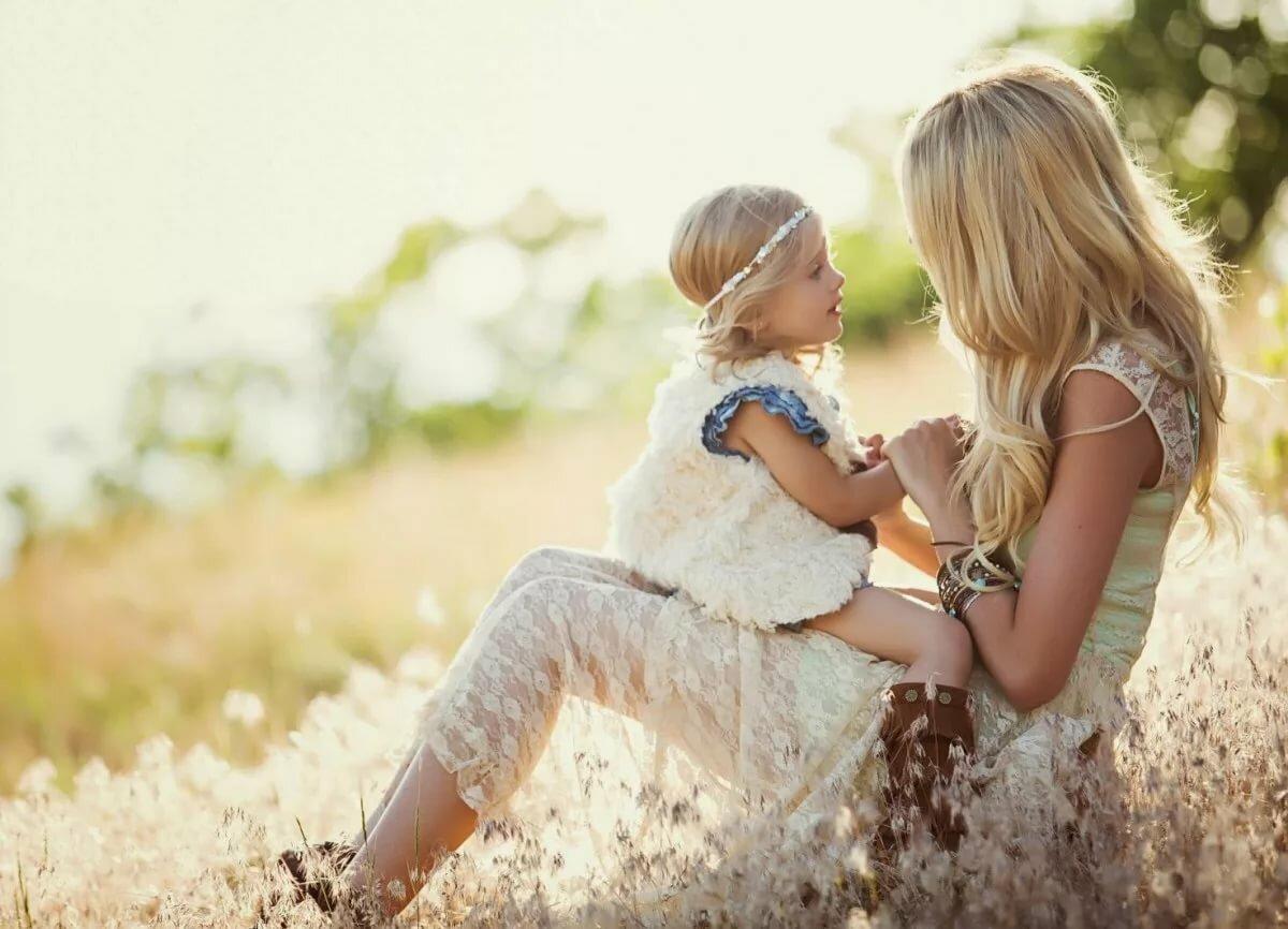 Картинки дочка с мамой