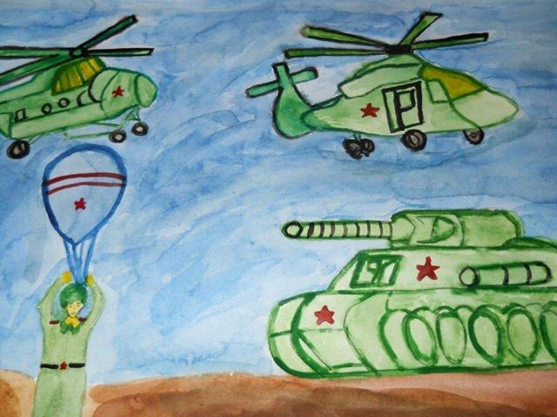 Днем именин, картинки детские рисунки к 23 февраля