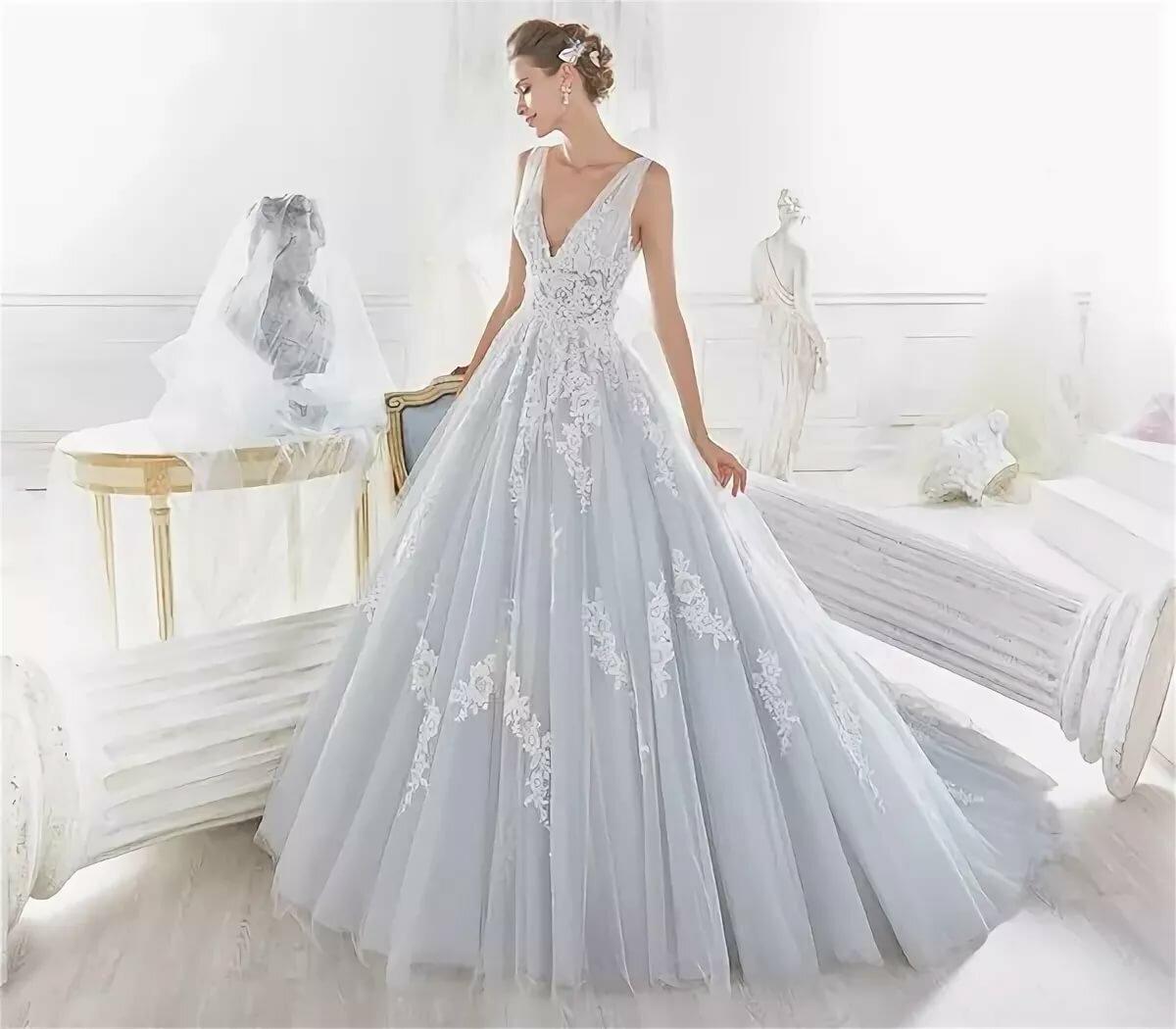 Красивые свадебные платья 2019 фото новинки