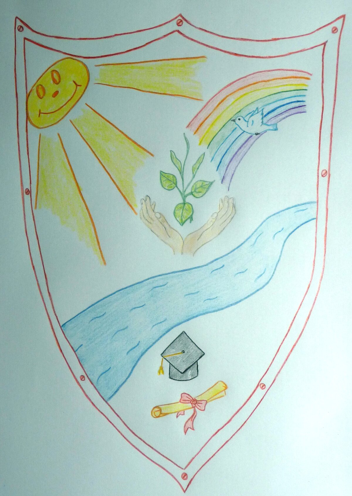 Картинки детский герб