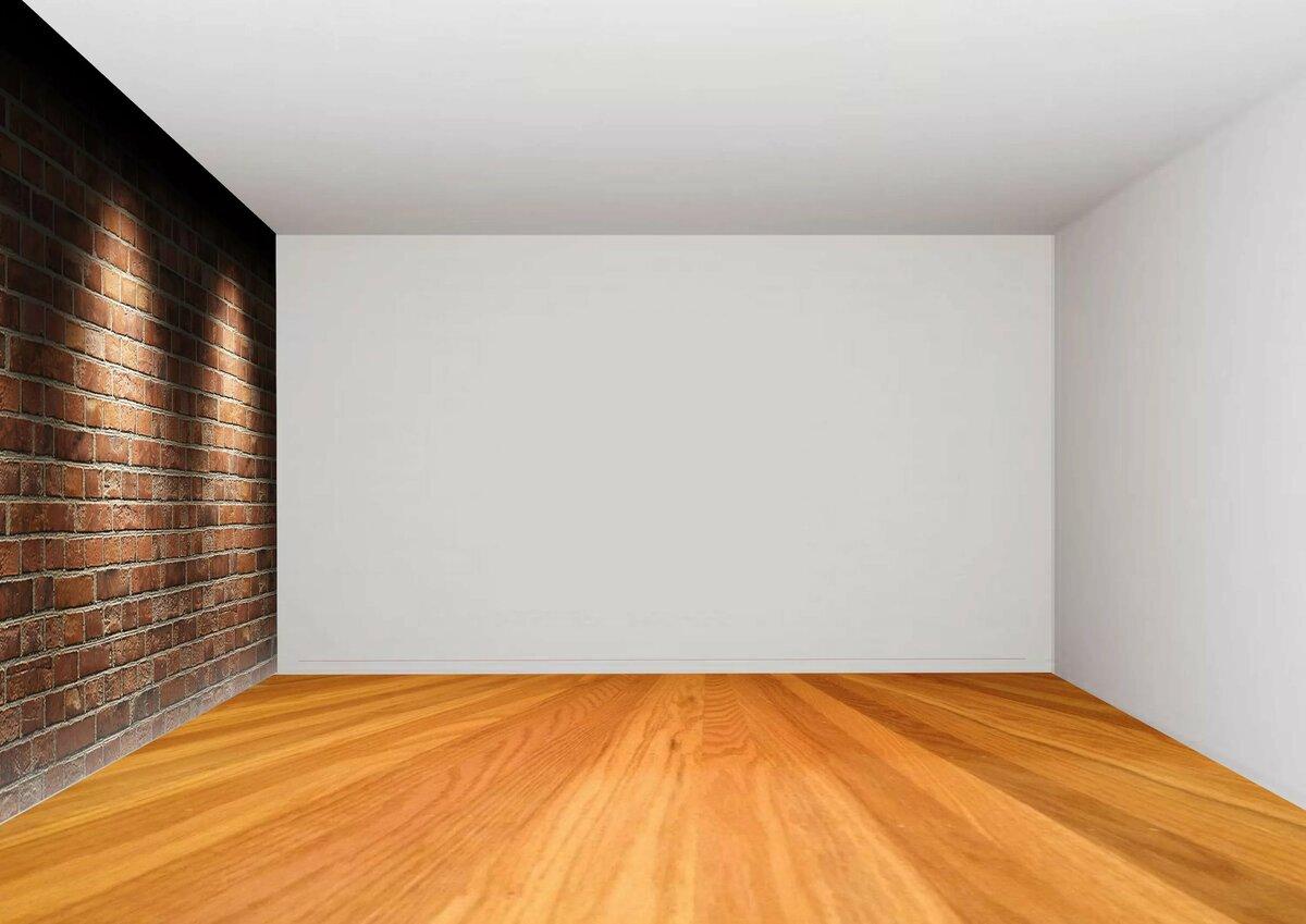 туристы, картинка комната пустая большая доме