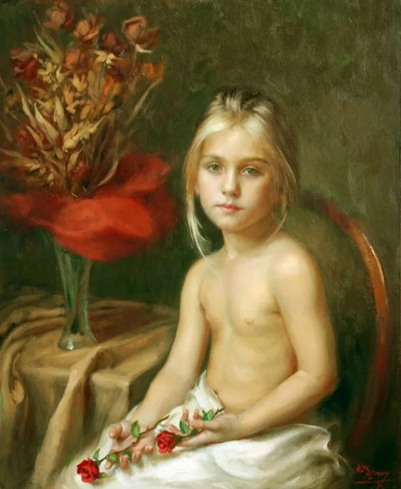 young-artist-girl
