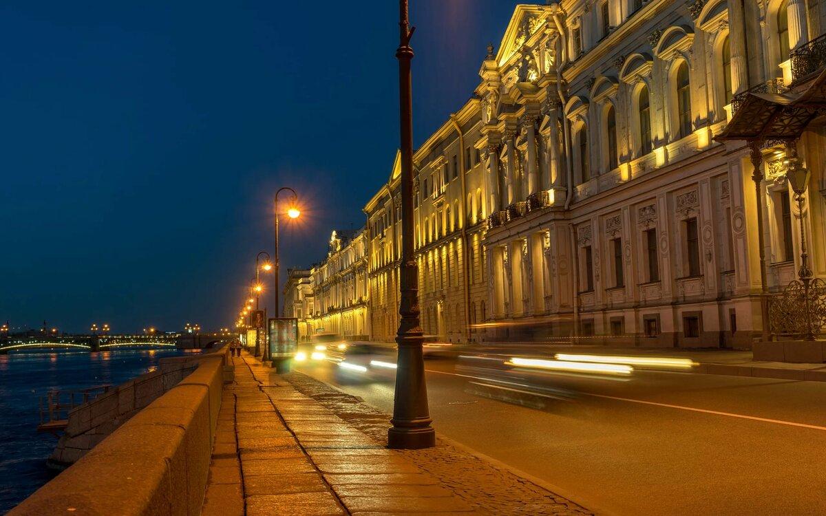 представляет картинка ночной санкт-петербург надеемся