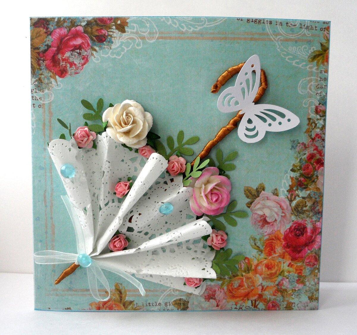Материалы для изготовление открыток своими руками