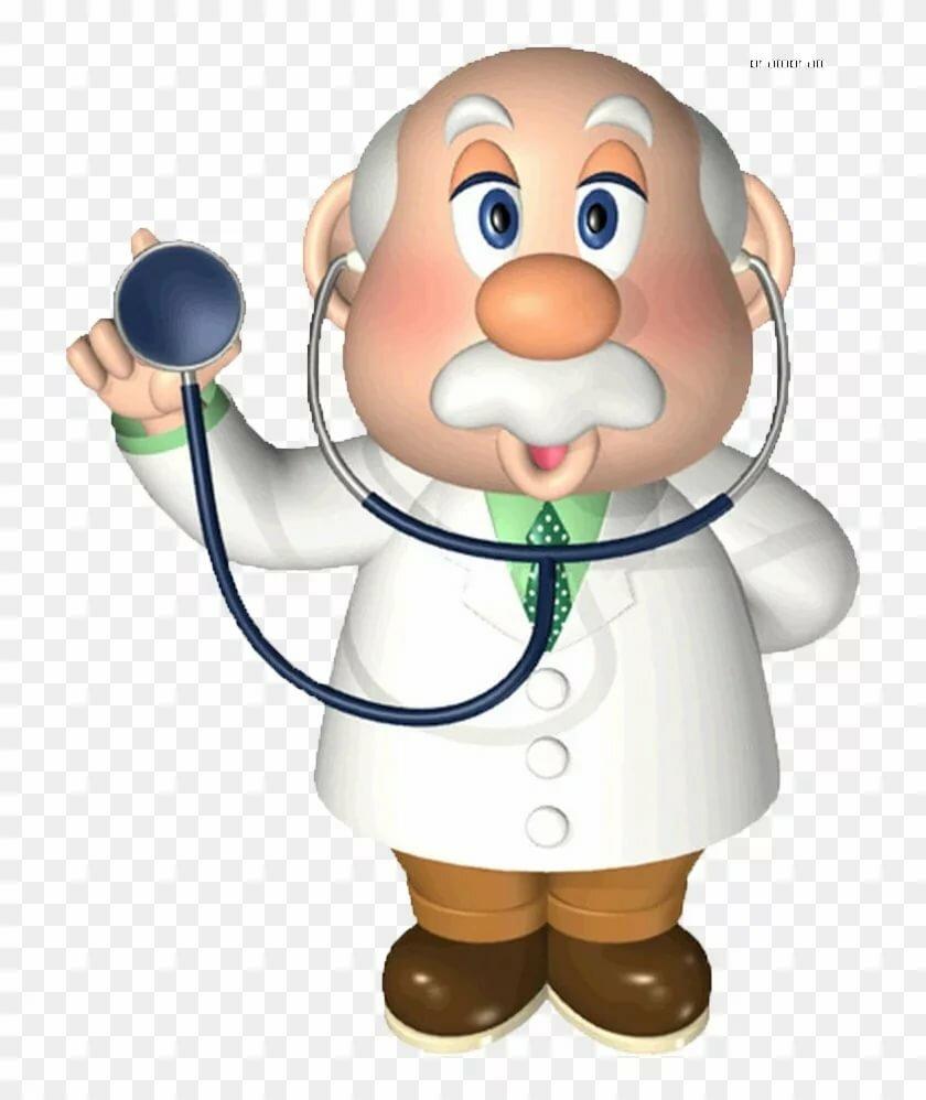 недавно будь здоров без докторов гиф для