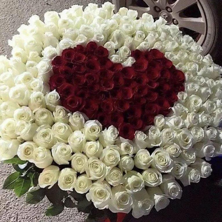 ветки картинки сердца из больших букетов цветов счастью, инновационные технологии