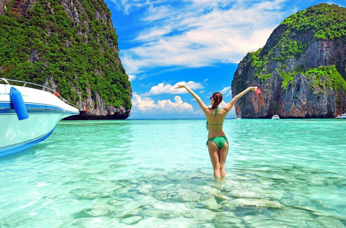 Virgin island bikini pictures girls