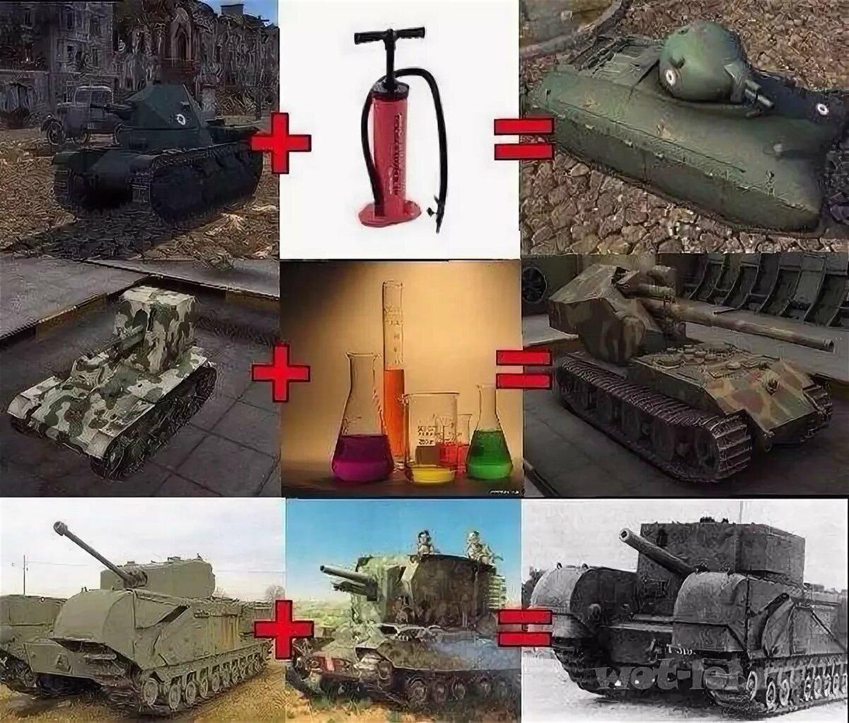 Приколы в картинках ворлд оф танк