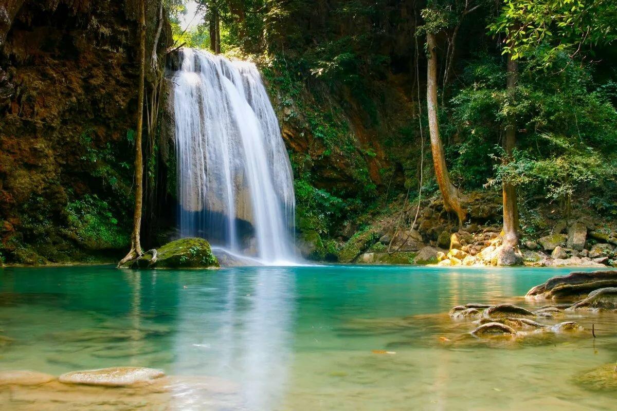 Крещением красивые, картинки для рабочего стола с анимацией водопад